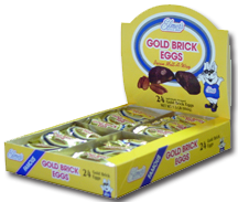 Gold Brick Eggs 24ct